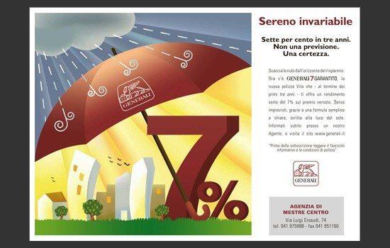 Assicurazioni Generali - 7 GARANTITO