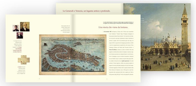 Assicurazioni Generali - Monografia