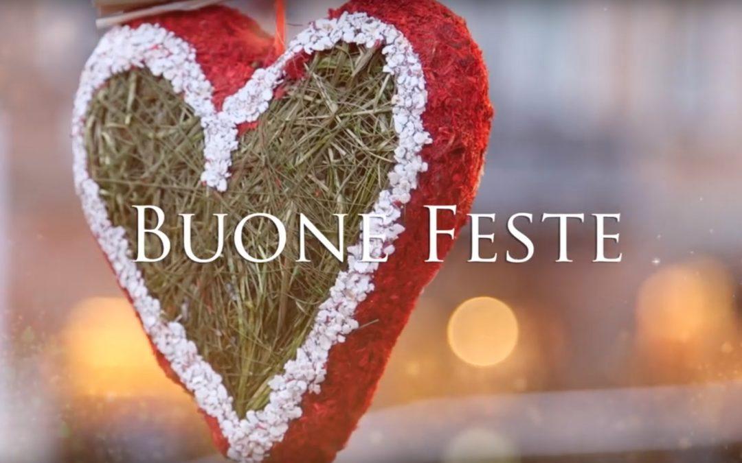 Buone Feste e Buona Mestre – il nuovo video di DNA italia per il Natale 2015