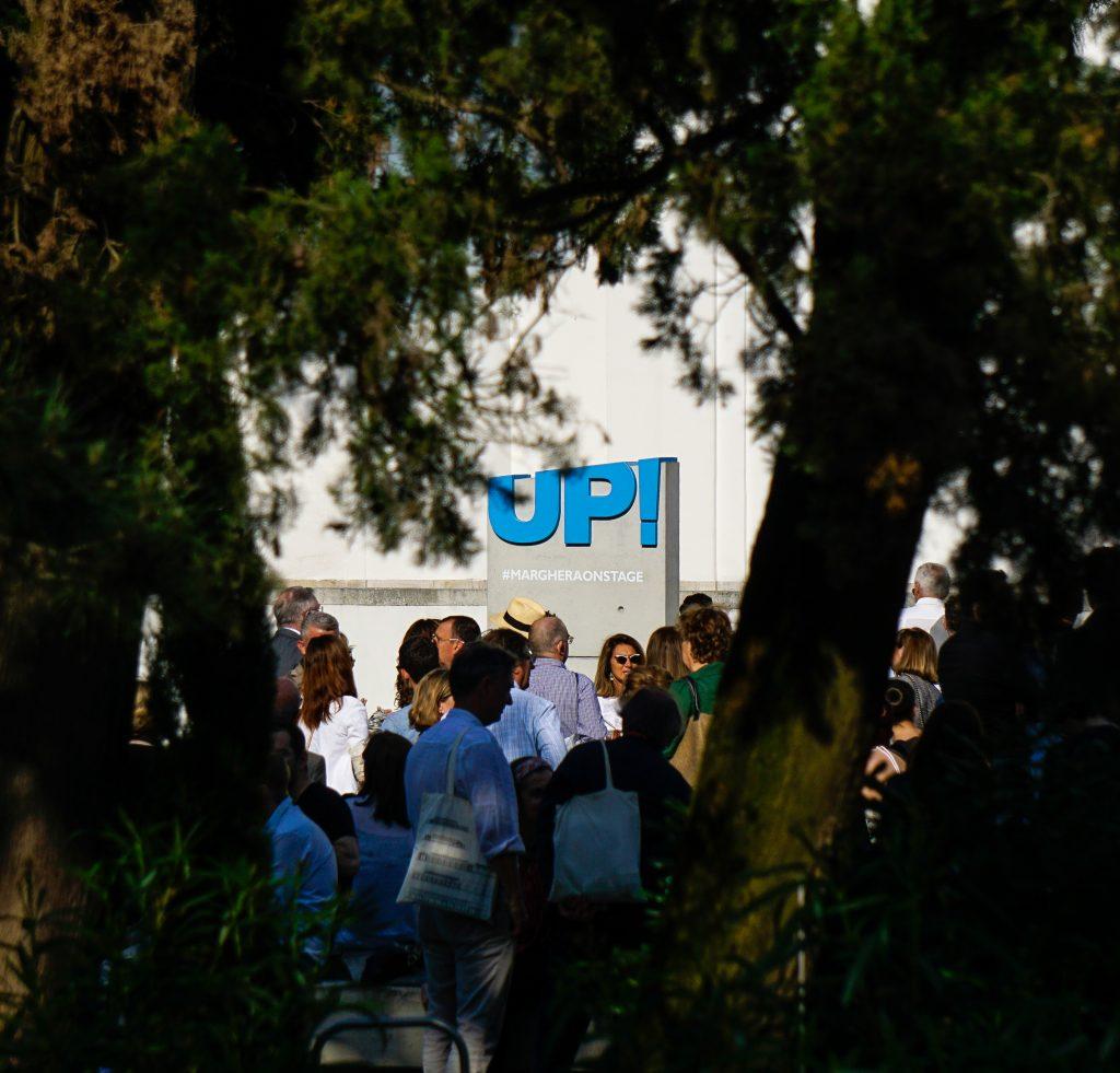 UP! #MARGHERAONSTAGE - Padiglione Venezia della Biennale di Venezia