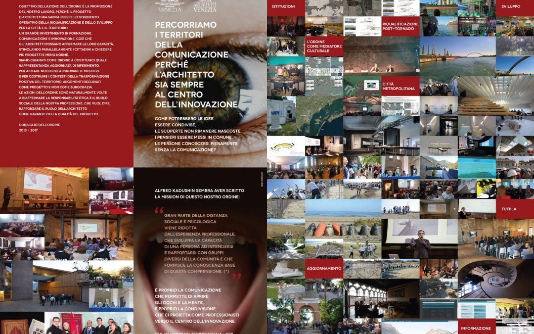 Assemblea Ordinaria Ordine degli Architetti, Pianificatori, Paesaggisti e Conservatori di Venezia 2017