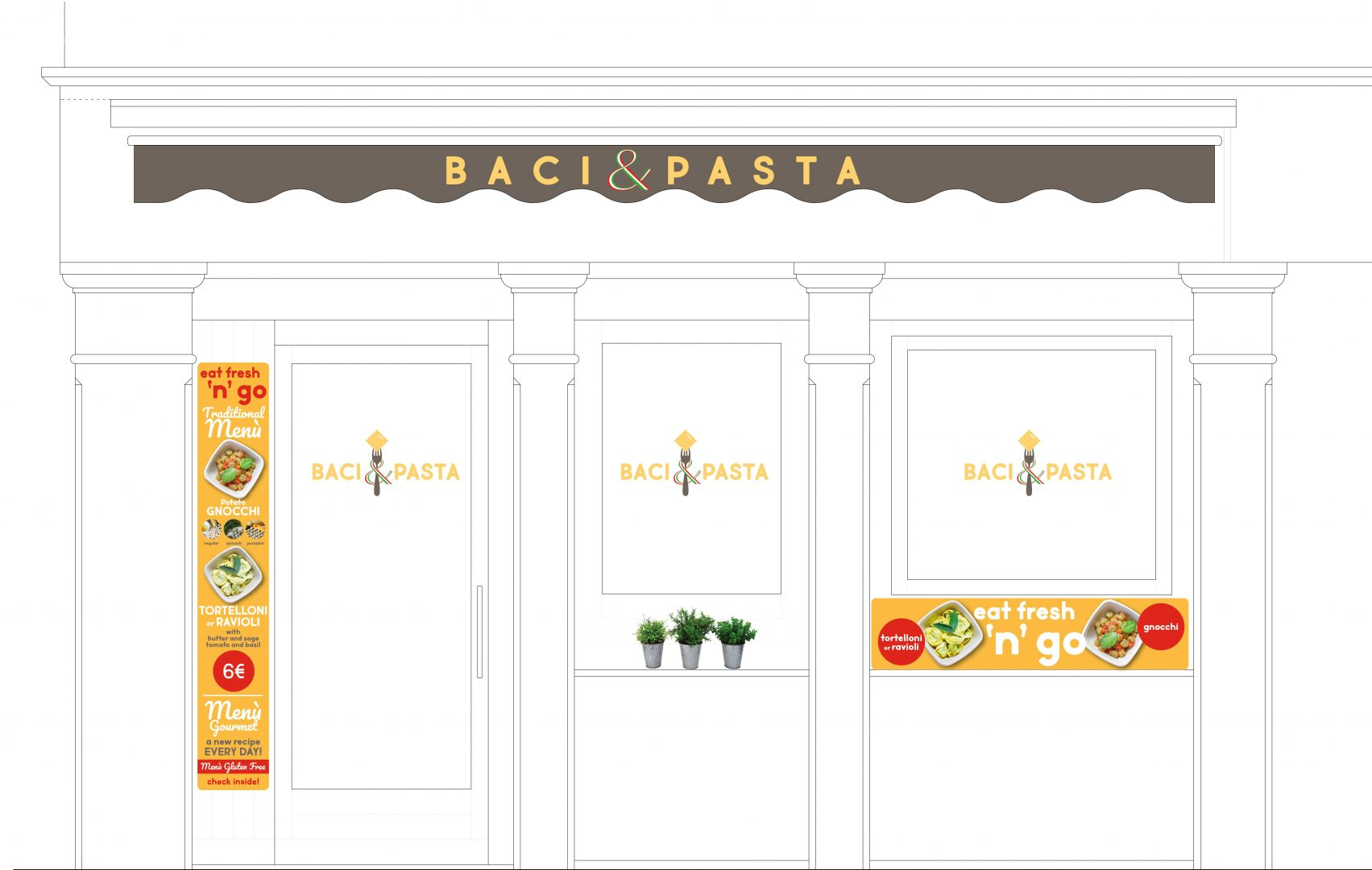 BACI & PASTA