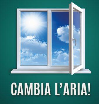 ARPAV CAMBIA L'ARIA